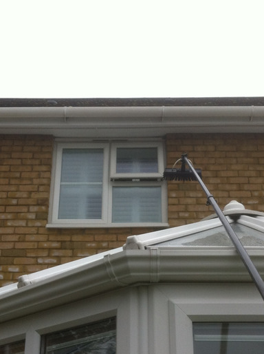 Contact Whitbreads Window Cleaning Services Fleet window cleaner farnborough